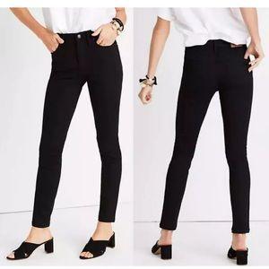 J crew g1202 black isko stay skinny jeans 25